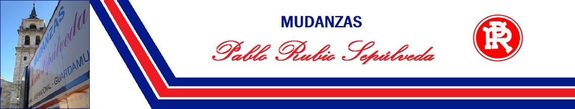 Mudanzas Pablo Rubio Sepúlveda